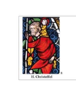 noveenkaars heilige Christoffel