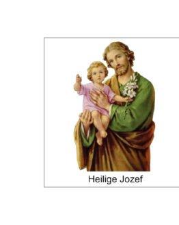 noveenkaars heilige Jozef