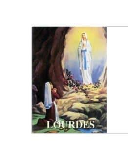 noveenkaars onze lieve vrouw van Lourdes